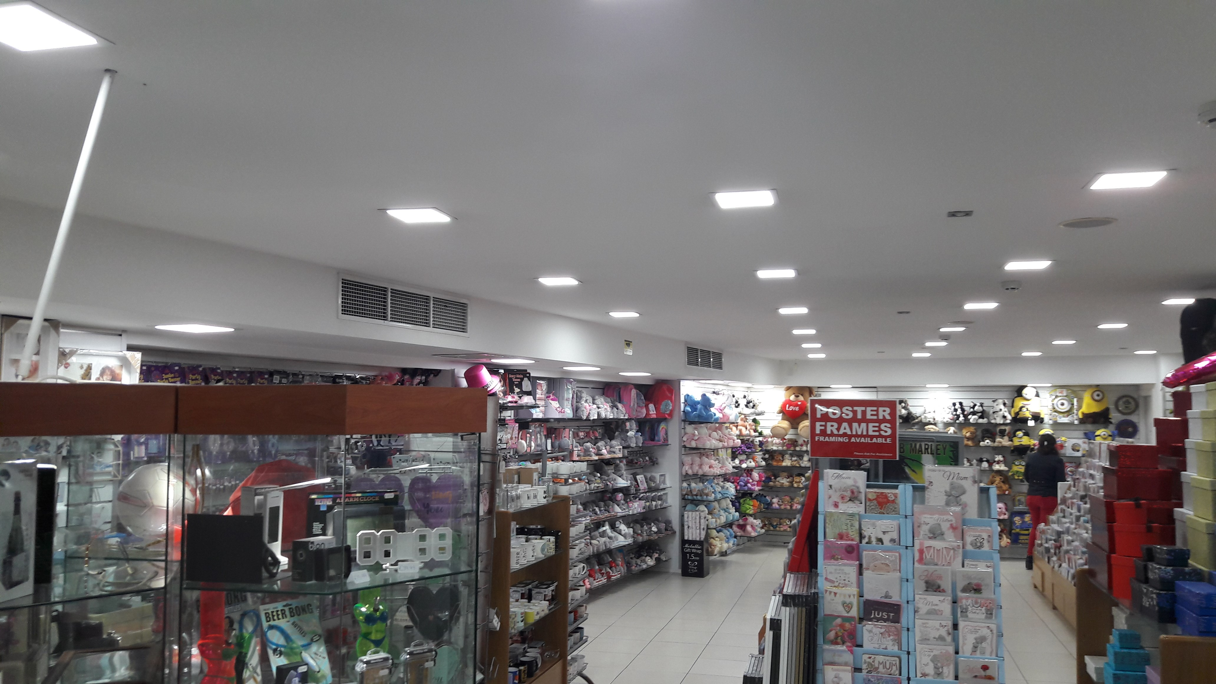 Gadget Mosta Shop Lighting