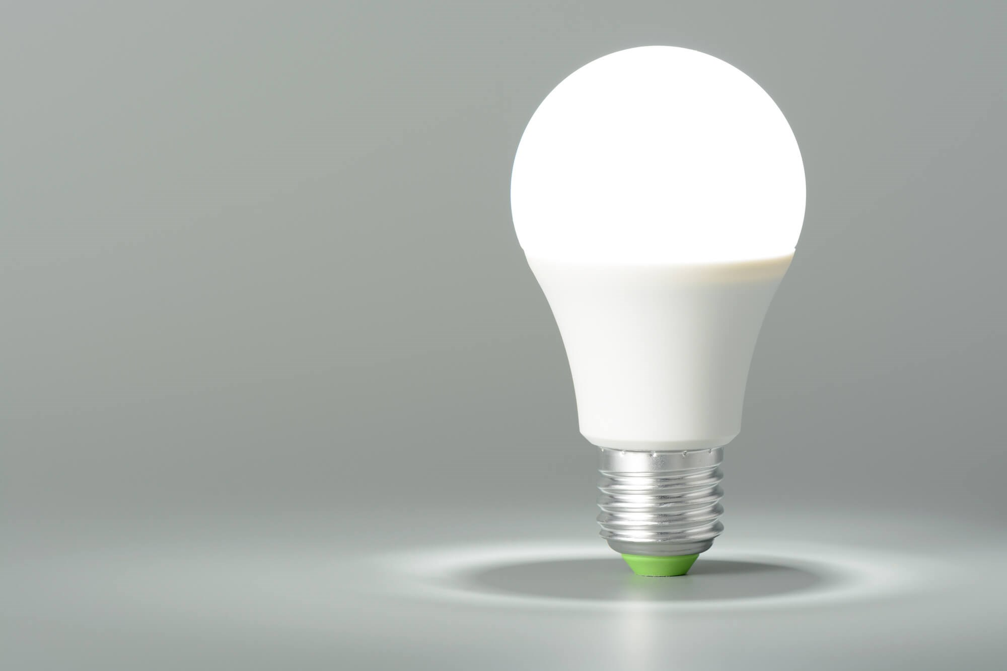 The Top 5 Benefits of LED Lights